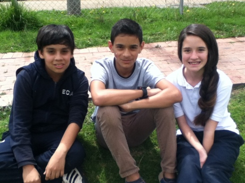 ECA kids